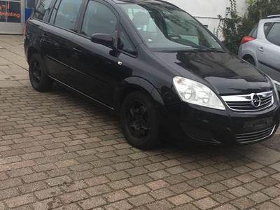used Opel Zafira 1,9