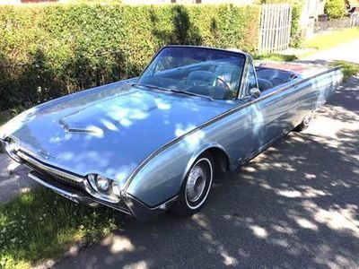 brugt Ford Thunderbird 6,4