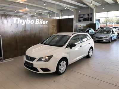 brugt Seat Ibiza 1,2 TDI PD DPF Reference 75HK Stc