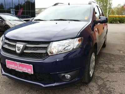 used Dacia Logan 0,9 TCe 90 Laureate MCV