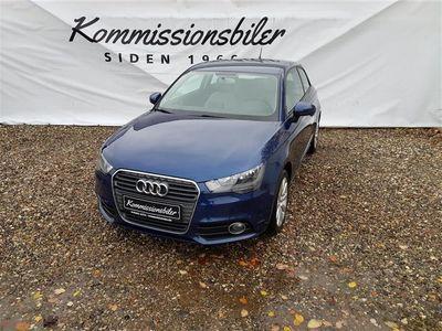 brugt Audi A1 1,6 TDI DPF Ambition 105HK 3d