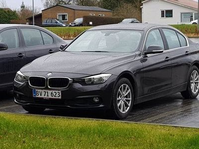 brugt BMW 316 316d 2,0 d Sedan Steptronic