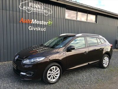 brugt Renault Mégane III dCi 110 Limited Edition ST