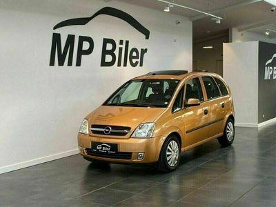 brugt Opel Meriva 1,6 16V Enjoy Easytr.