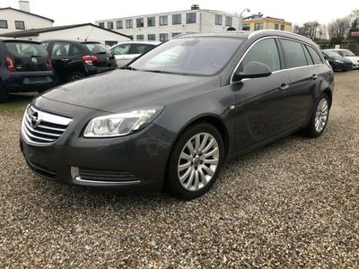 brugt Opel Insignia 2,0 T 220 Cosmo ST aut.