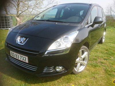 brugt Peugeot 5008