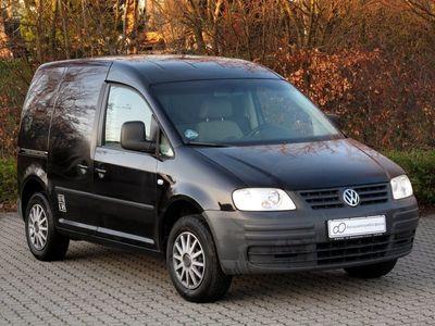 used VW Caddy 1,6 Van