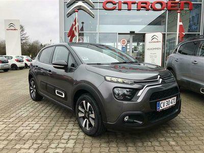 brugt Citroën C3 1,2 PureTech Shine 83HK 5d