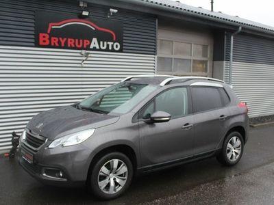 brugt Peugeot 2008 1,2 VTi 82 Motion+