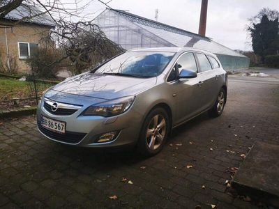 brugt Opel Astra SPORTS TOURER 1,7 CDTI