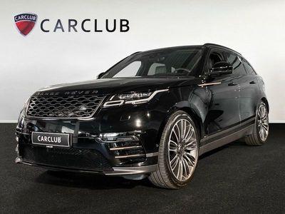 brugt Land Rover Range Rover Velar 3,0 D300 R-Dynamic HSE aut.