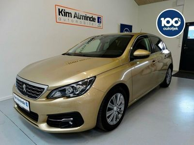 brugt Peugeot 308 1,2 e-THP 130 Selection EAT6