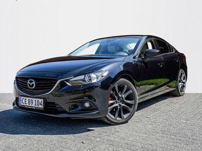 brugt Mazda 6 2,5 SKYACTIV-G 192 hk Sedan aut.