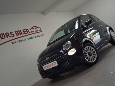 brugt Fiat 500 1,2 Black Friday