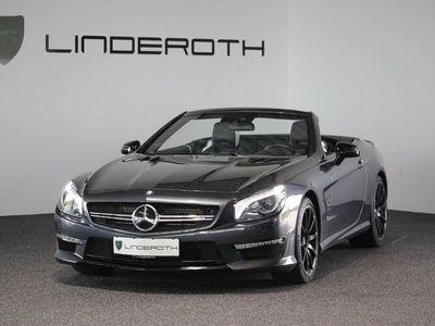 brugt Mercedes SL63 AMG 5,5 AMG 2Look Edition aut.