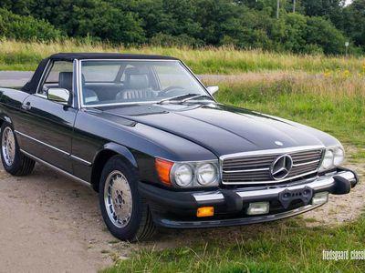 brugt Mercedes 560 SL-Klasse (R107)SL