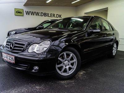 used Mercedes C180 1,8 Komp. Elegance aut.