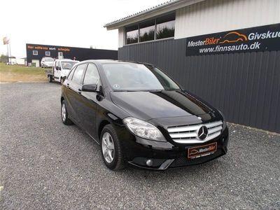 brugt Mercedes B180 1,8 CDI BlueEfficiency 109HK 6g