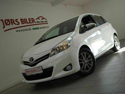 brugt Toyota Yaris 1,0 VVT-i T2 Style