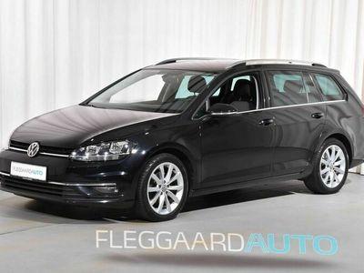 brugt VW Golf Variant 2,0 TDI BMT Highline DSG 150HK Stc 7g Aut.