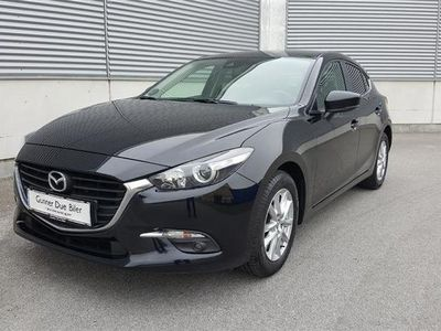 brugt Mazda 3 2,0 Skyactiv-G Vision 120HK 5d 6g