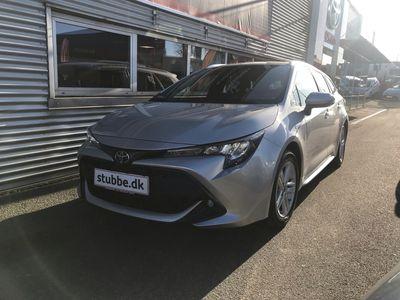 brugt Toyota Corolla Touring Sports 1,2 T3 Smartpakke start/stop 116HK Stc 6g A Bliv ringet opSkriv til os