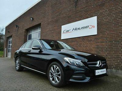 brugt Mercedes C180 1,6 Avantgarde