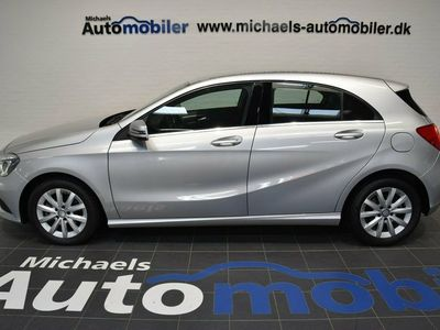 used Mercedes A200 1,8 CDi Sport aut.