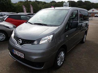 brugt Nissan NV200 Combi 1,5 DCi Premium 110HK 6g