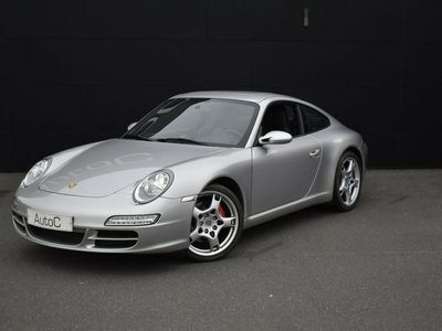 used Porsche 911 Carrera S 3,8 Coupé Tiptr.