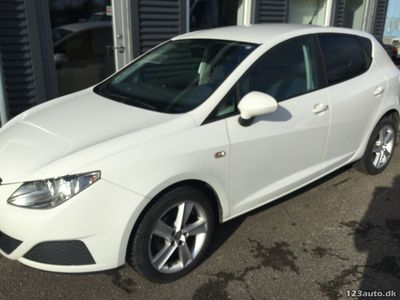brugt Seat Ibiza 1,4 TDi 80 Reference eco