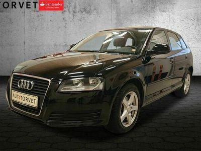 brugt Audi A3 Sportback 2,0 TDi Ambiente S-tr.