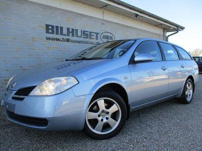 usado Nissan Primera 1,6 Visia stc.