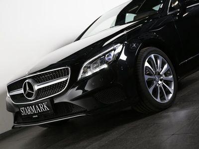 brugt Mercedes CLS350 3,0 BlueTEC aut.