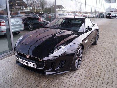 brugt Jaguar F-Type 3,0 S/C S Coupé aut.