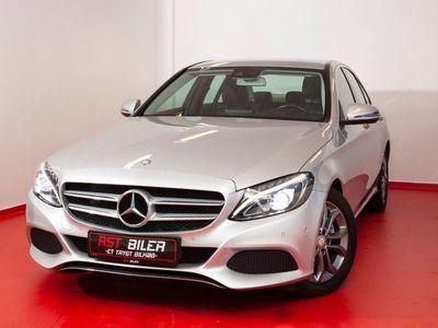 brugt Mercedes C220 d 2,2 Avantgarde aut.