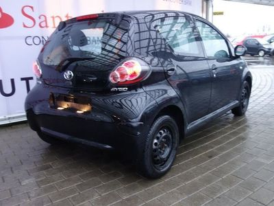 brugt Toyota Aygo 1,0 Aircon 68HK 5d