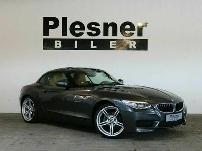 brugt BMW Z4 2,0 sDrive20i Roadster