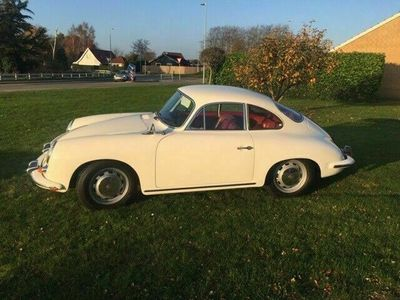 brugt Porsche 356 C 1,6 Coupe