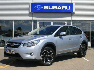 brugt Subaru XV 2,0 Business Sport CVT