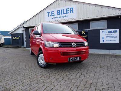 brugt VW Transporter K 2,0 blueMotion TDI 114HK Van