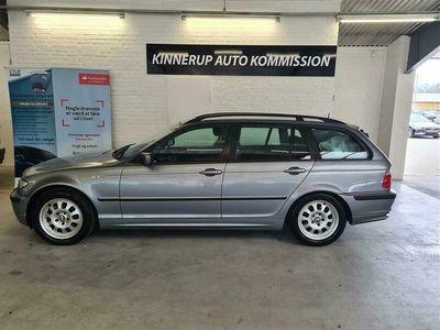 brugt BMW 320 d Touring 2,0 TD 150HK Stc