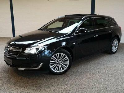 używany Opel Insignia 1,6 CDTi 136 Cosmo ST aut.