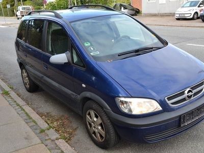 brugt Opel Zafira 1,6 16V Comfort 100HK