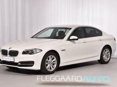 brugt BMW 520 d 2,0 D 190HK 6g
