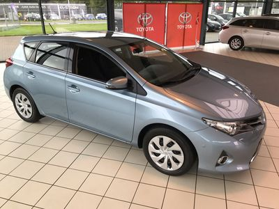 brugt Toyota Auris 1,4 D-4D DPF T2+ 90HK 5d 6g