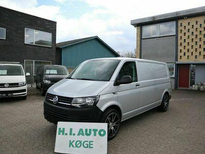 brugt VW Transporter 2,0 TDi 180 Kassevogn DSG lang