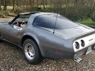 brugt Chevrolet Corvette Targa