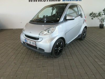 brugt Smart ForTwo Cabrio 0,8 CDi 45 Passion aut.