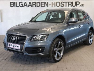 brugt Audi Q5 2,0 TDi 170 quattro S-tr.
